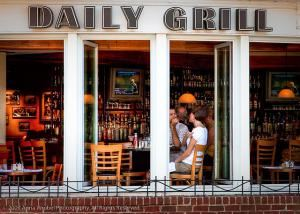 Daily Grill Georgetown, Washington