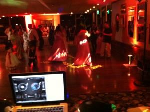 Basic Dance Floor Lighting, AST Pro Events, Lakeland