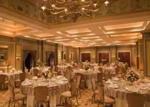 Deluxe Dinner Reception Menu (starting at $54.95 per person), Harry's Savoy Ballroom, Wilmington