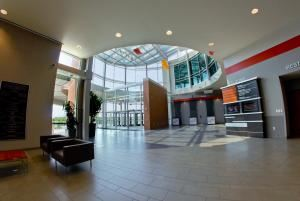 Atrium Lobby, Sharonville Convention Center, Cincinnati
