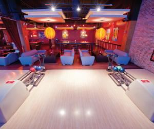 Private Event Space, Lucky Strike Manhattan, New York