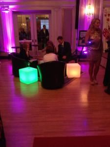 Event Lighting By Design, Duluth — Duluth Playhouse fundraiser held at Greysolon Ballroom