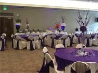 The Purple Rose Garden Buffet, Classic Events West, Shreveport