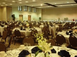 Ballrooms 1-4, The James E Bruce Convention Center, Hopkinsville