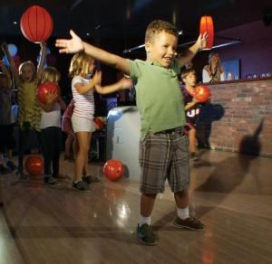 Kids Party Package, Lucky Strike Vaughan, Concord