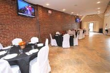 Venue Rental (4 hours), Gallery Banquet Room, Staten Island — Dining Area