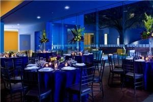 Evening Events (menus starting at $45 per person), Fort Worth Museum of Science and History, Fort Worth — Atrium