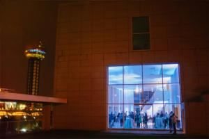 Great Hall Rental - Evening, Knoxville Museum of Art, Knoxville