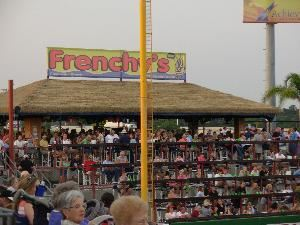Frenchy's Tiki Pavilion, Bright House Networks Field, Clearwater