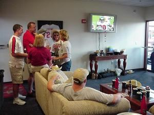 Threshers Party Suite, Bright House Networks Field, Clearwater