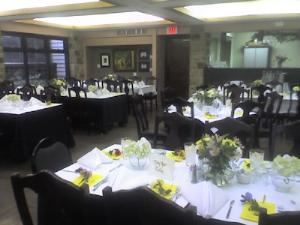Meeting Room I, Gardens Restaurant & Catering, Fort Worth