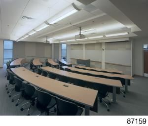 Tiered Lecture Hall, University Center Of Lake County, Grayslake