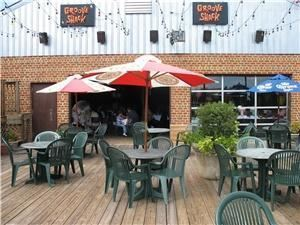 Birthday Parties Start At $11.95, Jillian's Eat Drink & Play, Columbia — Back Deck