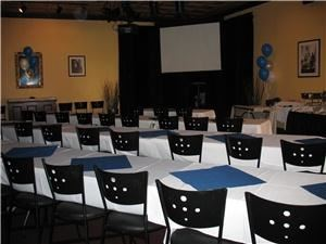 Rehearsal Dinner Menus start at $24.95, Jillian's Eat Drink & Play, Columbia — Meeting in the Palmetto Room