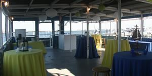 Upper Deck Rental, Boston Sailing Center, Boston