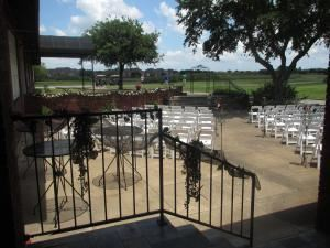 Patio, Southwyck Golf Club, Pearland