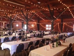 Corporate Rental, Fairview Farms Corral Barn, Plano