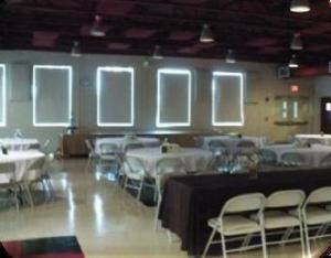 Large Multipurpose Room, Jessie Brock Center, Winter Garden