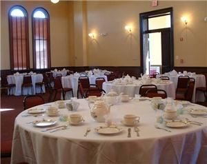 Upstairs Ball Room Rental starts at $600, Old Manassas Courthouse, Manassas