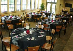 Clubhouse Lounge, Iron Horse Golf Course & Catering, North Richland Hills