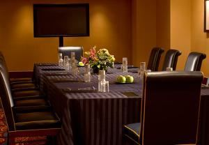 Lunch Menus (starting at $46 per person), Washington Marriott at Metro Center, Washington