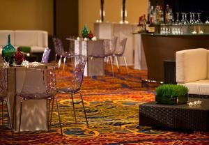 Dinner Menus (starting at $63 per person), Washington Marriott at Metro Center, Washington