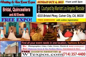 Wedding & Teen Event Expo, Culver City