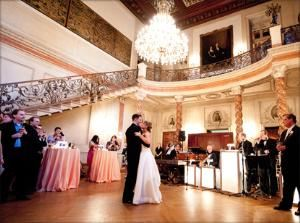 Wedding Rental, Anderson House, Washington