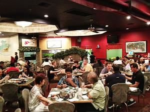 Main Dining Room, C-Fu Gourmet & Asian BBQ, Chandler