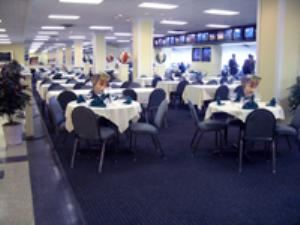 Plated Lunch Menus (starting at $20 per person) , Pimlico Race Course, Baltimore — Hall of Fame