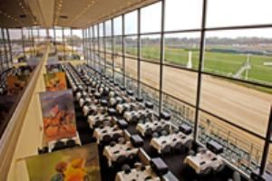 Trifecta Lunch Buffet, Pimlico Race Course, Baltimore — Terrace Dining