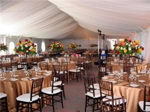 Merlot Wedding Package (starts at $65 per person), Chardonnay Golf Club, Napa — The Moonlight Grove venue