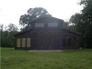 Luv Shack On The River, Fountain Inn — Front View