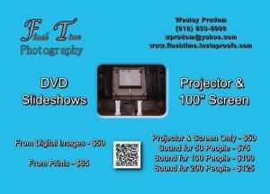 Custom DVD Slideshow and Presentation, Flash Time, Tulsa