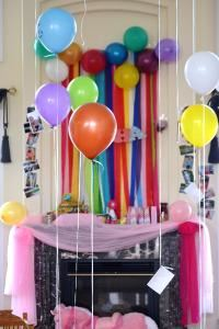Small Party Styling & Design Services, Tuturocks Designs, Calgary
