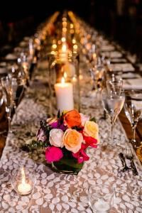 Silver Party Design & Styling Services, Tuturocks Designs, Calgary