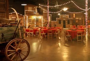 Old Town Room, River Ranch Stockyards, Fort Worth