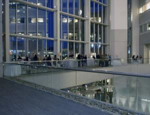 In-door 4 Season Glass Balcony, One Financial Conference & Events Center, Boston