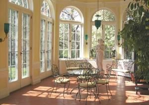The Orangerie, Bartow-Pell Mansion Museum, Bronx