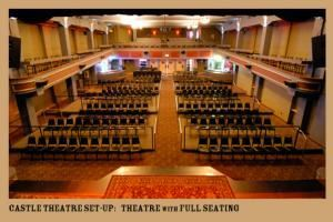 The Castle Theater, The Castle Theater, Bloomington