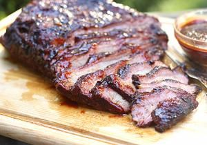2 meats and 3 sides Delivery Buffet, Bluedini BBQ, Norwalk
