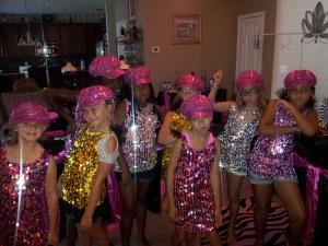 Glamour Girl Party, My Lil Party Princess