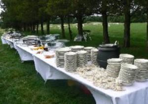 Clam Bake Packages From $39.95, J & L Catering, Medway — Clambake Buffet