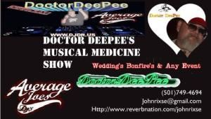 Doctor DeePee's Musical Medicine Show, Blytheville