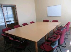 Executive Conference Room, Meadowkirk at Delta Farm, Middleburg