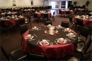 Banquet Hall Rental, Holitzer Banquet Hall, Evansville