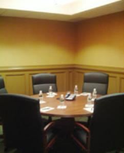 Shawnee Boardroom, The Shawnee Inn And Golf Resort, Shawnee on Delaware — Tillinghast Room