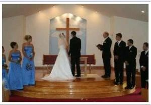 Formal Wedding Ceremony and Rehearsal, Can A Lope Wedding Ministers