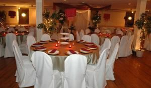 Coach Room, Universal Catering & Events, Baltimore