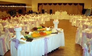 Crystal Room, Universal Catering & Events, Baltimore